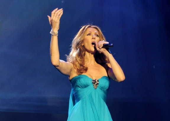 Subject: Celine Dion On 2013-03-13, at 3:59 PM, Yeo, Debra wrote: Celine Dion performs at the Colosseum in Las Vegas. PHOTO: DENISE TRUSCELLO  Celine Dion.jpg