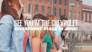 CMA Music Festival: Riverfront Stage Lineup — #ChevyCMA | Chevrolet – #Chevrolet  #Trucks and #Car #Videos